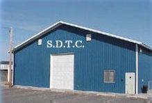 Front view of Spokane Dog Training Club training facility